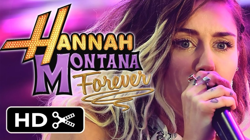 Hannah Montana Forever (2019) Concept Reboot Teaser Trailer 1 - Miley Cyrus Disney Movie