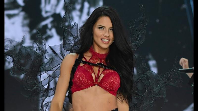Top 10 Adriana Lima's Walk in Victoria's Secret Runway History (1999-2018)