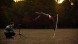 Carlos Zaspel - Close to Fall (Acro Stick)