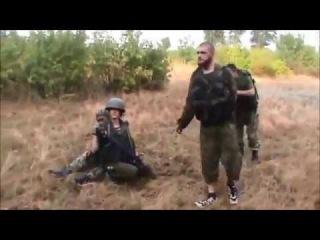 17.08.2014 Миусинск  Военные будни