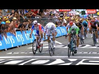 Peter Sagan tretíkrát víťaz TDF 2018, 13. etapa | 20.7.2018