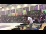 ? Blacklight Rally at High School (Dr. Dre - Still D.R.E. ft. Snoop Dogg)