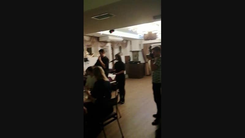 Live: БАКЛАЖАН КАФЕ БАР , БАНКЕТ, СВАДЬБА! Шоу, танцы