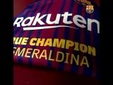 Поздравление игроков Барселоны с днем Матери