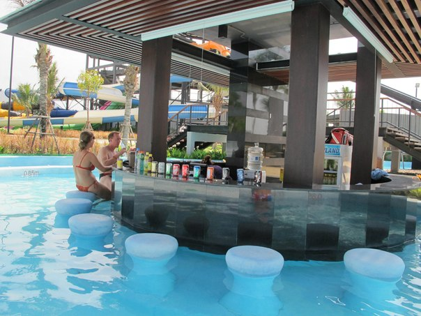Аквапарк в Хуа Хине 4