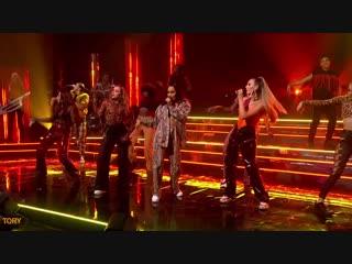 Little Mix perform Think About Us (LIVE on BBC Graham Norton Show 14 December 2018)