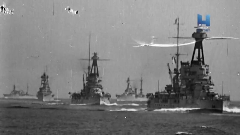 Вторая мировая война. Цена.империи. Надвигающаяся.буря (1-я серия)
