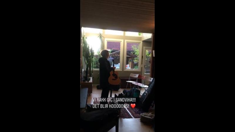 TeleGram Anne Marit Bergheim 27 10 2018 Sandvika