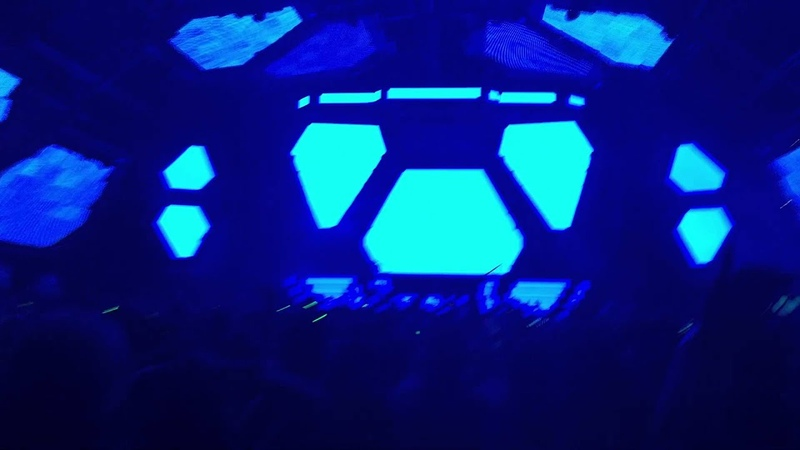 Eric Prydz Opus Interlude Intro Ending Stage Live at Ultra Music Festival 2016