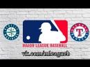 Seattle Mariners vs Texas Rangers | 21.09.2018 | AL | MLB 2018 (1/3)