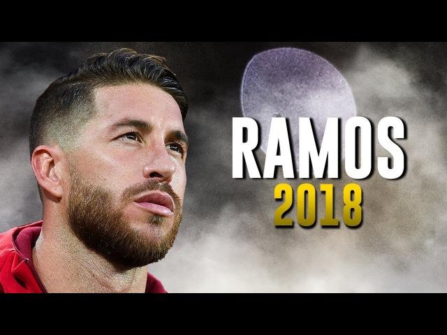 Sergio Ramos 2018 ● Crazy Defensive Skills, Tackles, Passes   HD