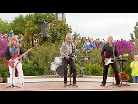 Sweet - Fox On The Run - ZDF Fernsehgarten 17.07.2011 (OFFICIAL)