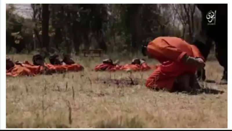 Shvid_islamistisches massen-enthautung-video (richtig grausam)