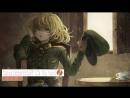 幼女戦記 ED _ Youjo Senki ending Full『Tanya Degurechaff (CV_ Aoi Yuki) - Los! Los! L