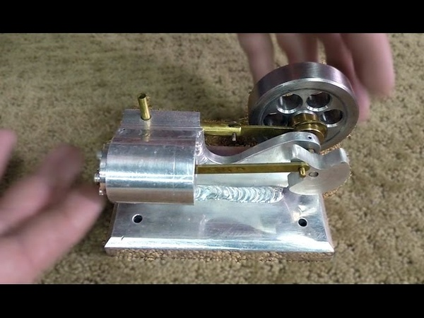 Part 1 - Building a toy steam engine generator that will entertain, teach and last for generations