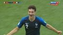 Benjamin Pavard vs Argentina (World Cup 2018) HD 1080i
