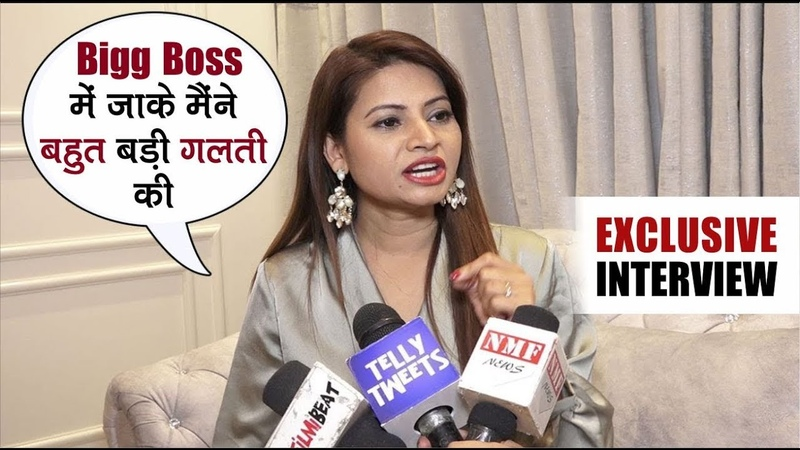 "Exclusive Interview With ""Megha Dahde"" Bigg Boss 12   Marathi 2018 Winner"