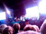 Надежда Кадышева Широка река 2016 Барнаул день города