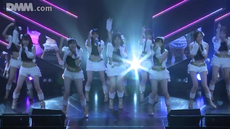 HKT48 Team KIV 3rd Stage Seifuku no Me (День рождения Фукагавы Майко 2018.07.06)