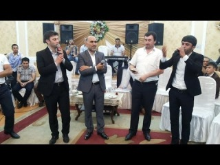 Dini toy - Aqshin Fateh,Elshen Xezer,Aslan Ashiq,Elxan Muntezir ve basqalari