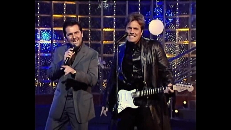 Modern Talking - You Are Not Alone (Söndagsöppet. 11.04.1999) MTW