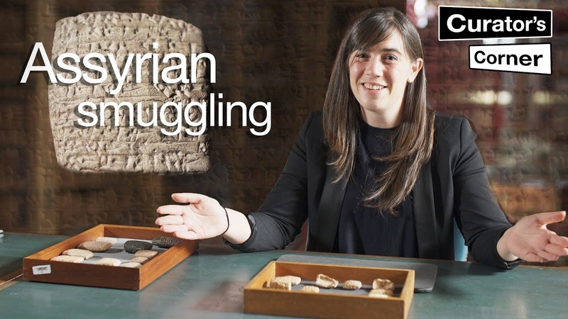 A 4,000-year old tale of trade and contraband I Curator's Corner season 3 episode 9