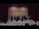 танец 11а на выпускной
