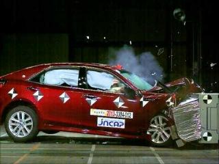 Toyota Crown возглавил рейтинг самых безопасных авто в Японии
