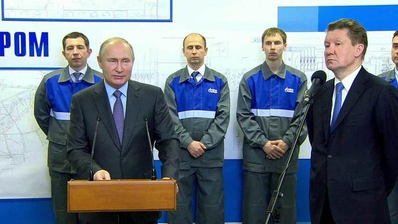 ВКалининградской области введен вэксплуатацию терминал поприему сжиженного газа. Новости. Первый канал