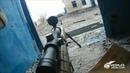 Ukraine War - Helmet Cam Firefight: Ukrainian Soldiers Reaction To Nearly Being Shot In The Head