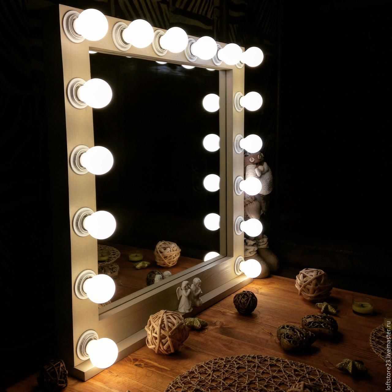 Подсветка для зеркала -