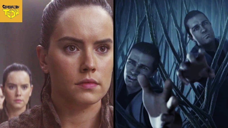 We Found Rey's Parents The Mirror Scene Explained