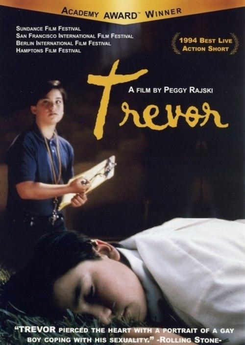 Тревор [Trevor] (1994) Peggy Rajsky OXv0-mkj2Jk