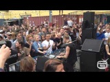 dancefloor Tv. RICHIE HAWTIN CLOSING SET LONDON IN THE STREET (dotUP free gig) 05/05/2013