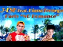 J-ESH Feat. Diana Fernega - Party No Romance Summer Thack 2014!