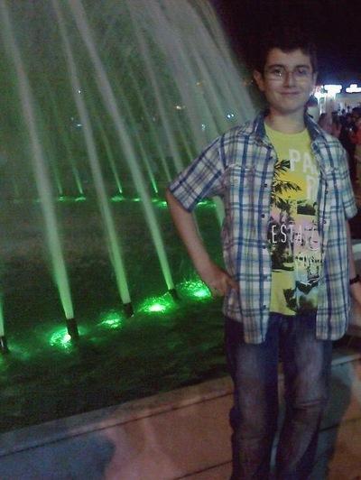 Ahmet Yavuz, 31 июля 1995, Тамбов, id210059790