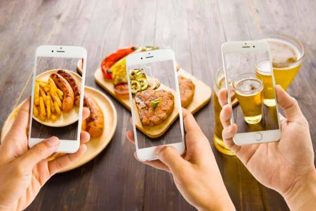 Что такое онлайн заказ еды?