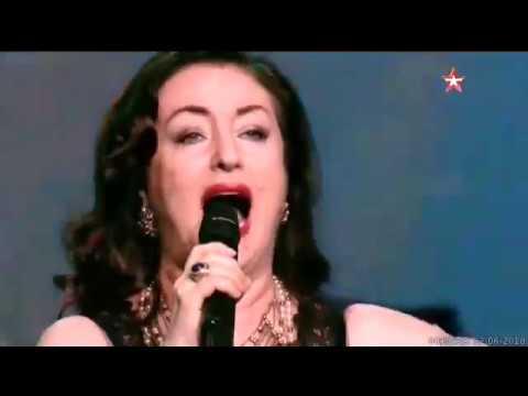 Тамара Гвердцители - Юность моя. Праздничный концерт к 100-летию учреждения Пограничной охраны