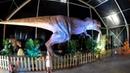 Выставка динозавров/ Живые динозавры/ The Best of Dinosaurs Jurassic /Огромные Динозавры/ DINO REX