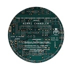 Kerri Chandler альбом Kong/Pong from the Forthcoming Computer Games Album