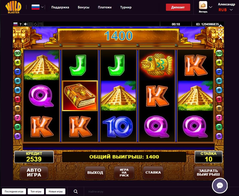 казино wild blaster игровые автоматы
