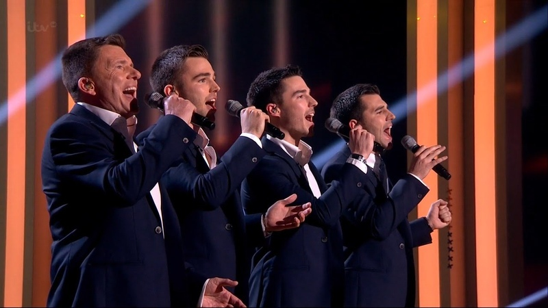 Britains Got Talent 2015 S09E14 Semi-Finals The Neales Father and Sons Singers