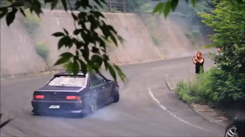 Drifting in Japan  Part 2