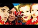 МИСТЕР МАКС И МИСС КЭТИ VS ЯРИК ЛАПА И ВИКА ЛАПА | Великая Рэп Битва | Майнкрафт| Minecraft