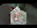 Дочурка Ксения поздравляем с 1 годиком! ты наша самая любимая, умненькая девочка, ты наш любимый цветочек!.mp4