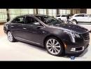 2018 Cadillac XTS V Sport Platinum - Exterior and Interior Walkaround - 2018 Chicago Auto Show