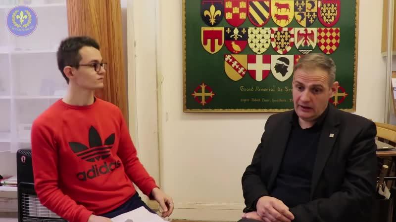 L' Action Française interroge Yvan Benedetti sur l'actualité nationaliste - partie II