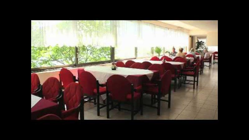 Hotelvideo Interhotel Pomorie, Bulgarien, Burgas