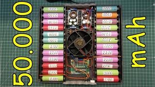 Самодельный Power Bank на 50.000 mAh. cfvjltkmysq power bank yf 50.000 mah.