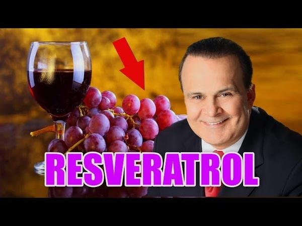 RESVERATROL BENEFÍCIOS - Você Vai Viver Mais Dr. Lair Ribeiro